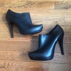 Aldo Leather Booties